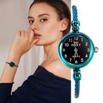 Watches Elegant Fashion Bracelet Watch Chain