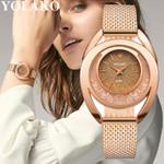 Watches Bracelet New Quartz Clock Wristwatches