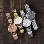 Watches Bayan Kol Saaty Fashion Simple