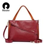 shoulder designer handbag genuine leather tote