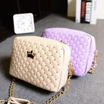 Fashion Handbag Messenger Pu Leather Shoulder