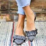 Flat Shoes Big Size Ballet Shoes New Fashion
