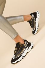 Soho Fashion Casual Sneaker Comfort Patchwork
