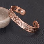 Pure Copper Bracelet Energy Magnetic Adjustable