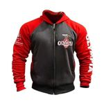 Hoodies Gym Fitness Bodybuilding Sweatshirt Zipper