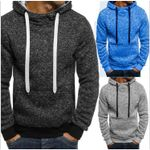new fashion, leisure, fitness and running hoodie,