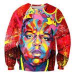 Hip Hop Super Star Print Sweatshirts Christopher