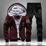 Sweatshirts Casual Thick Warm Fleece Hoodies