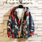 Camouflage Outwear Clothing Jacket Lightweight