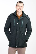 Warm Casual Overcoat High Quality Bonded