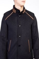 Menswear -Warm Casual Overcoat High Quality