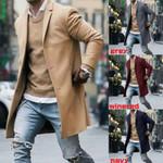 Hot Sale Wool Trench Outwear Overcoat