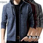 Brand knitting Sweaters Coat Casual Warm