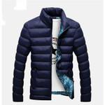 Jackets Parka Fashion Warm Outwear Brand Slim