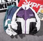 Vintage Pullover Jackets Hip Hop Floral