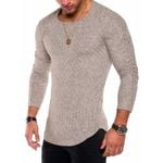 Spring New Slim Fit T Shirt Tops Tees Casual