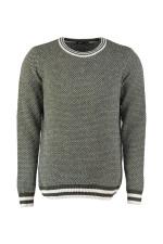 Trendyol Khaki  Bike Collar Sweater
