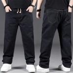 Brand Hip Hop Stretch Oversize Jeans