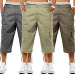 Casual Combat Cargo Shorts  Sport Pants