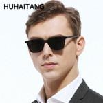 Luxury Brand Vintage Suqare Leopard Sunglass