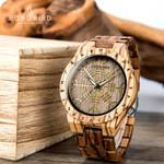 hombre Wooden Watches Top Brand Luxury