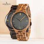 Masculino Wood Watch Top Luxury Brand Wrist