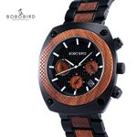 Wood Watch Stopwatches Handmade erkek