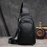 Genuine Leather Crossbody Bag Waterproof