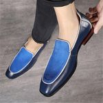 New Fashion Business Dress Shoes Classic Leather
