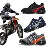 Non-locking Lace Cycling Shoes Road And Mountian