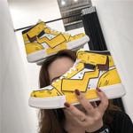 Shoes Cartoon Sneaker Pokemon Pikachu