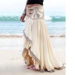 Hippie Sexy Embroidery Vintage boho skirts