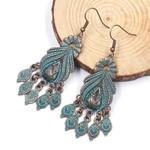 Ethnic Big Hanging Vintage Dangle Earrings