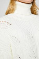 Coton Raw White Sweater