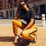 Ruffles Casual Stylish Sports Hollow Out Pants