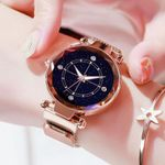 Luxury Starry Sky Numeral Watches
