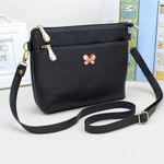 Fashion Shoulder Leather with Bow Handbags