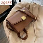Luxury Messenger PU Soft Handbags