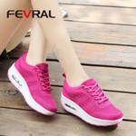 Platform Breathable Casual Shoes