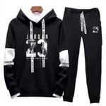 Patchwork Thick Male Casual Hoodies