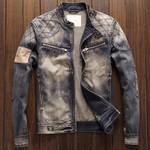 Retro Fashion Slim Fit Denim Jackets