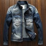 Motorcycle Vintage Denim Jackets