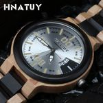Top Brand Luxury High Grade Solid Wood Watches