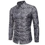Personalized Camouflage Print Dress Shirts