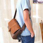 Fashion High Quality PU Vintage Handbag