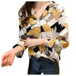 Turn Down Collar Vintage Long Sleeve Boho Bohemian Shirts