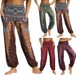 Casual Loose Hippy Boho Bohemian Pants