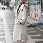 Top Quality Long Wool Coat