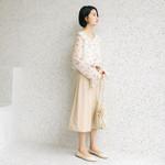 Irregular Umbrella Pendulum Half-body Skirt