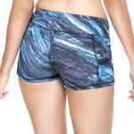 Yoga Gym Fitness Spandex Lulu Pocket Sport Shorts
